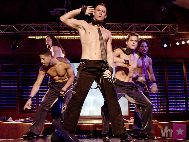 "Channing Tatum promises the Magic Mike sequel will be ""Bigger."" VH1 Celebrity Has So Many Thoughts."