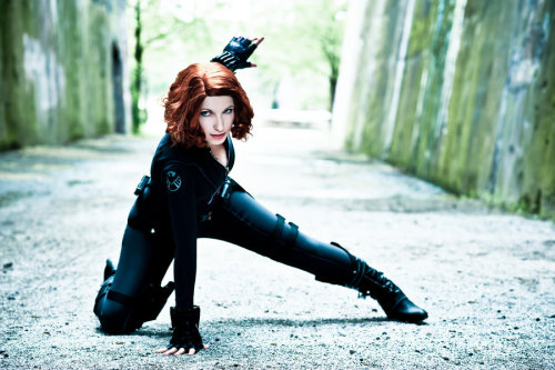natashaaaaaaaaaaaaaaa:  Black Widow by *Rayi-kun