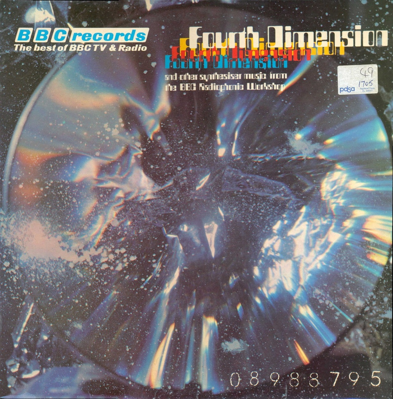 Paddy Kingsland - Fourth Dimension | BBC Radiophonic Workshop | 1973 via In-Flight Entertainment
