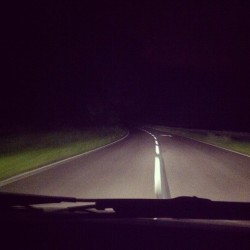 "*ْ  ""Nightcall"" – Kavinsky & Lovefoxxx (Taken with Instagram at Froyle)"