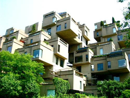 Apartments in Montreal.