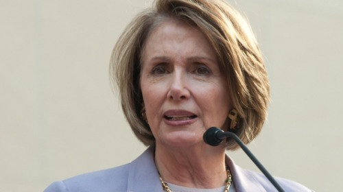 Pelosi: It would be 'really important' to take on medical marijuana in CongressThank You Nancy!