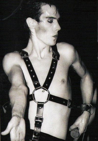 strangedayshavefoundme666:  drewcifercdxx:  Happy Birthday to Peter Murphy, who is 855 years undead today.  HE'S FROM MEDIEVAL TIMES?! Well that explains his driving skills…  Ohhhh, I didn't say it… but I have to reblog it.