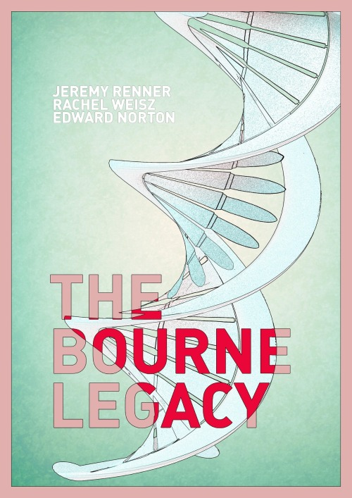 The Bourne Legacy by Daniel Keane