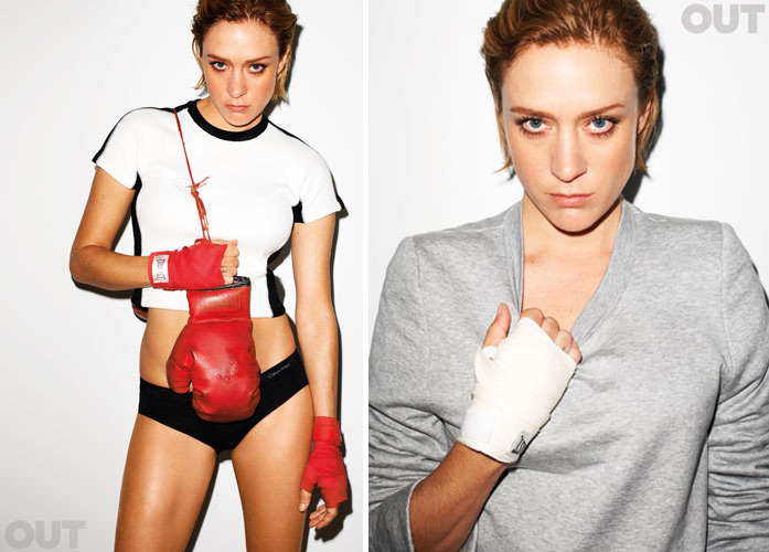 Chloe Sevigny: Lady. Killer. - Out by Terry Richardson, August 2012