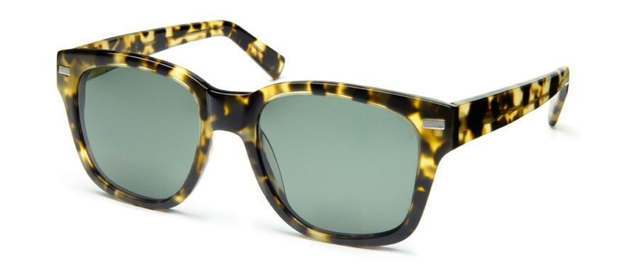 Warby Parker x Everett Sunglasses.
