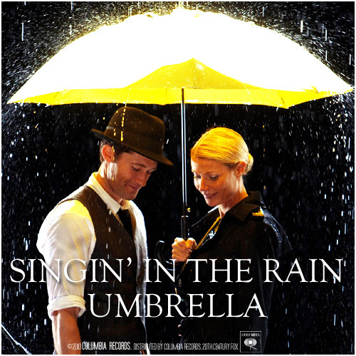 2x07 The Substitute | Singin' In The Rain / Umbrella Requested Alternative Cover