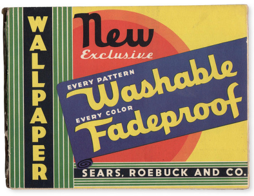 Washable, Fadeproof by Depression Press on Flickr.