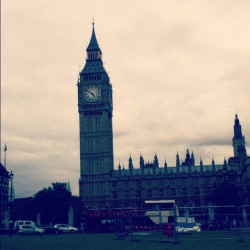 #bigben #london (Taken with Instagram)