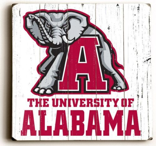 The University of Alabama.! My college..