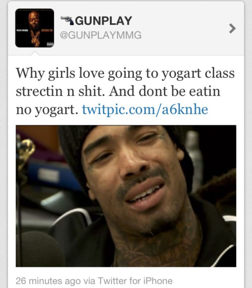 andoutcamethewolf:  o fuk  gunplay asking the important questions