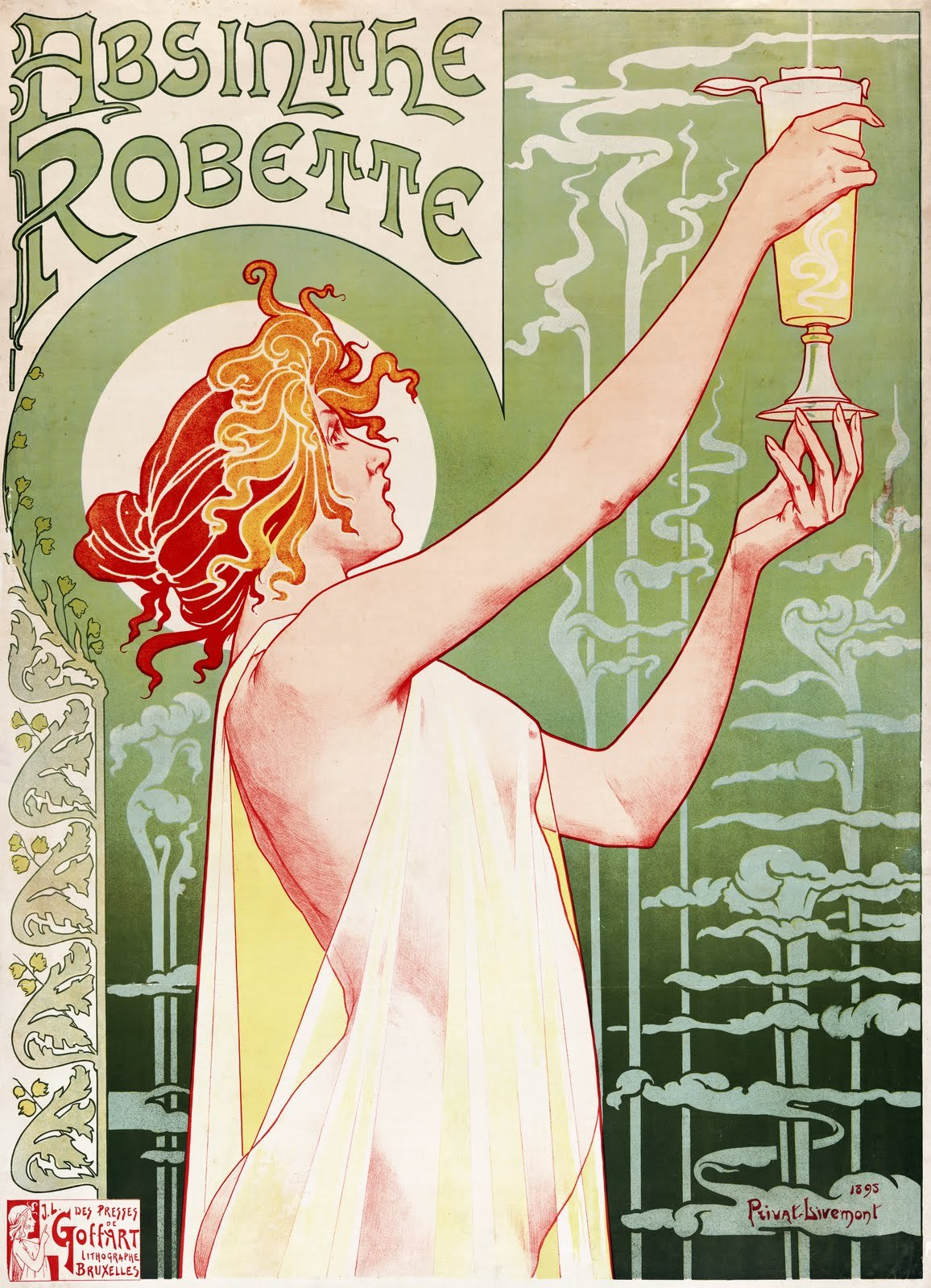 Invented absinthe, inspiring some of the finest European writers, artists, and musicians of the 19th century. (Mère Henriod/Mother Henriot)