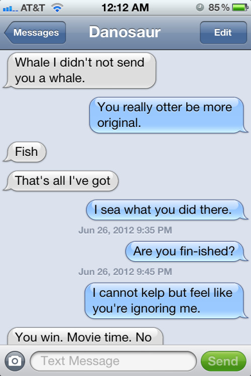 The latest text shenanigans. (Continued in next post.)
