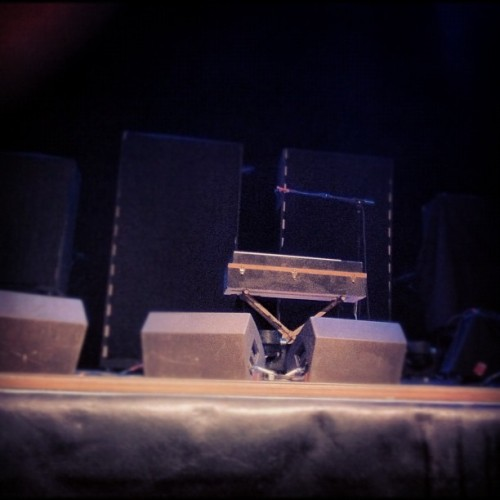 "Waiting… #STL #BeachHouse #ThePageant #""VictoriasThrone"" (Taken with Instagram)"