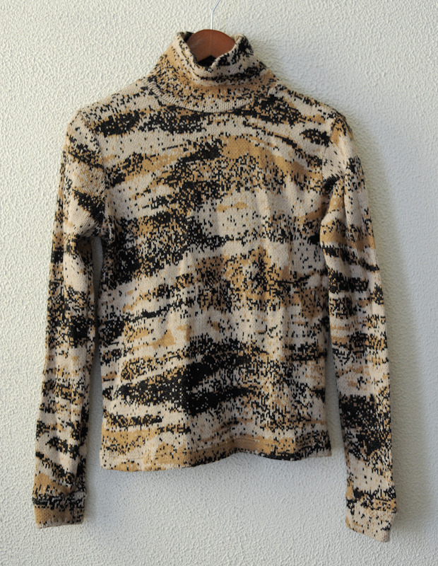 digital camo jumper (it sz 50) • raf simonsUS $300.00 BIN