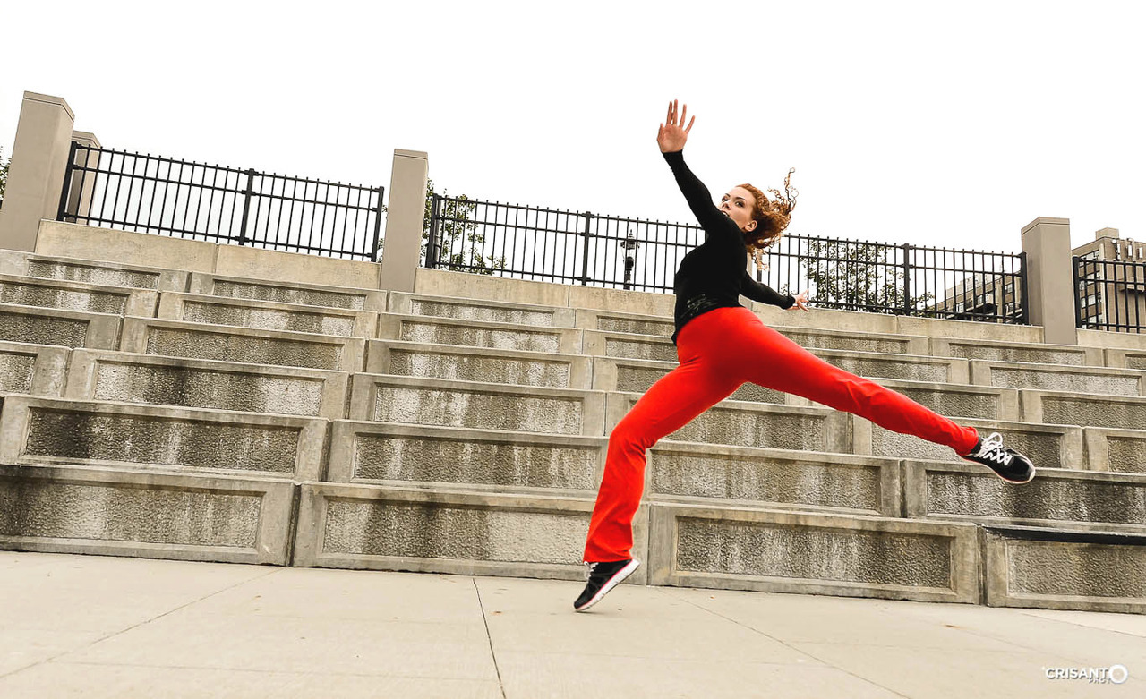 Featured: Olivia Mode-Cater, dancer-extraordinaire.
