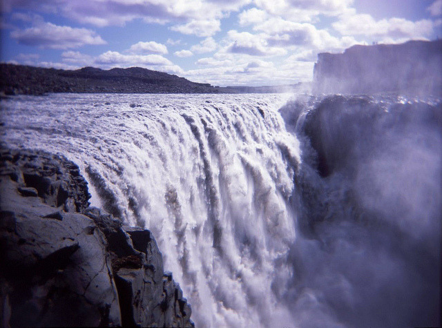 Dettifoss by M. Scott deserti on Flickr.
