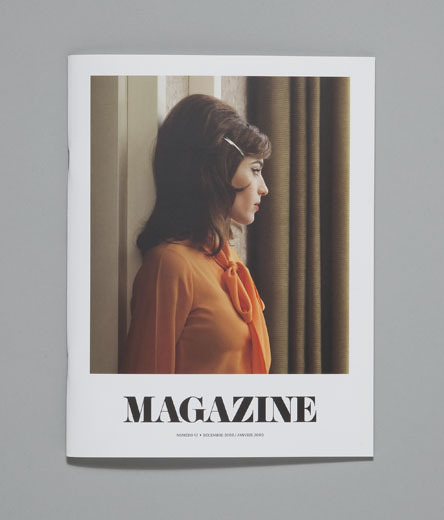 graphicporn:  Ill Studio - Magazine n°47