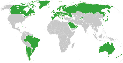 globalsociology:Countries with universal health care