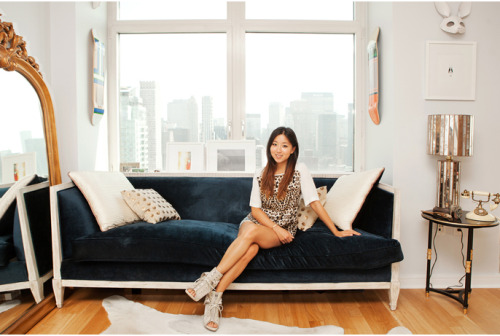 Top fashion blogger Frances Kwon of the Pink Horrorshow gives us a peek into her feminine-meets-edgy space. Check out her bedroom tour here »