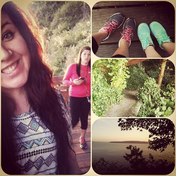 bestfriend night hike 👌#hiking #secretpark #walove (Taken with Instagram)
