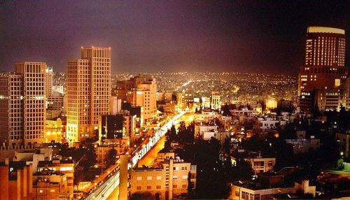 Amman, Hashemite Kingdom of Jordan(عمّان, اَلمَمْلَكَة اَلأُرْدُنِيَّة اَلهَاشِمِيَّة) Population: 1,919,000 Density: n/a