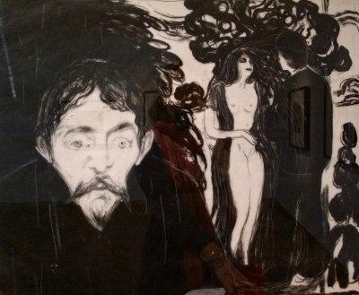 Edvard Munch, Jealousy II (1896)