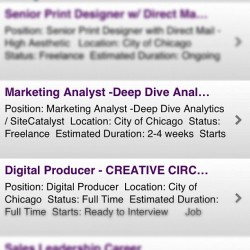Who wants this job lol. #craigslist #fail #funny #jobpost #chicago  (Taken with Instagram)
