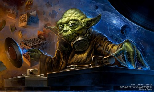 tiefighters:  How The Masters Dig Created by Clinton Felker