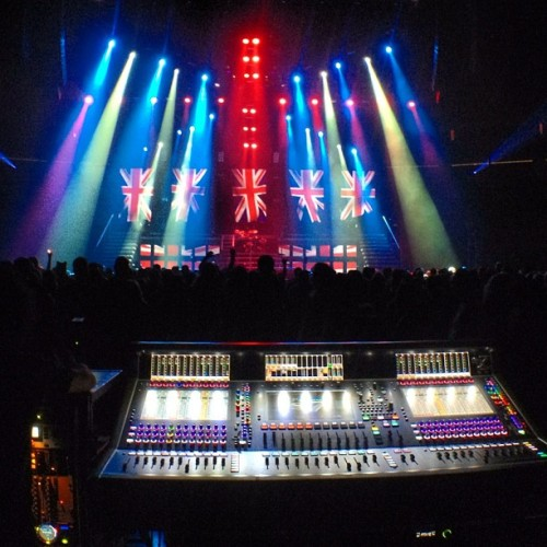 #DefLeppard #PrudentialCenter #Newark #NewJersey (Taken with Instagram)