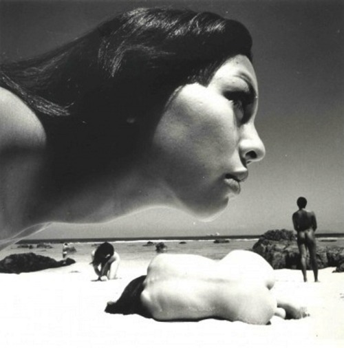Kishin Shinoyama / The Birth, 1968