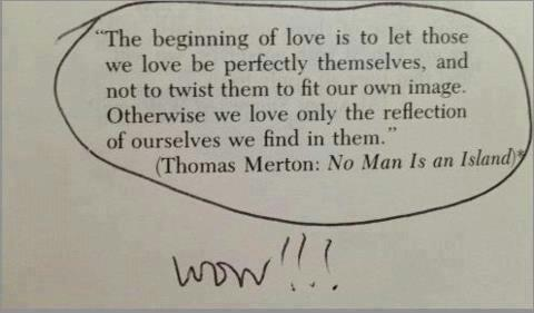 anti-teachings:  Wow  I love Thomas Merton!