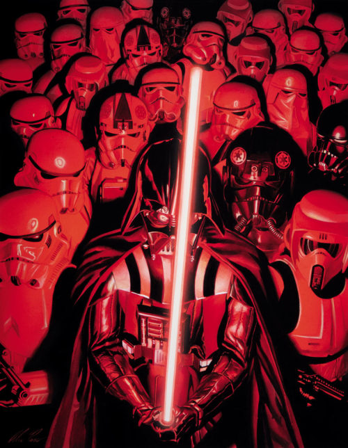 Alex Ross/ the Empire