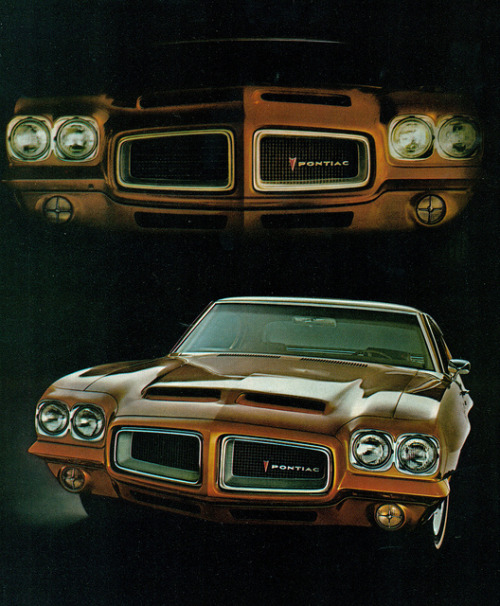 1972 Pontiac Lemans with $41 GTO Nose Option  by coconv on Flickr.1972 Pontiac Lemans with $41 GTO Nose Option