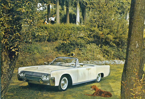 1961 Lincoln Continental Convertible   by coconv on Flickr.1961 Lincoln Continental Convertible (white)