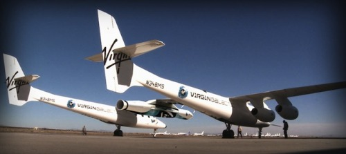 "Satellite Of Love: Why Virgin Galactic's New Private Launcher Is So Swoon-Worthy   LauncherOne leverages the expertise that Virgin Galactic has been building up with its space tourism business… it uses exactly the same air-launched model for the rocket, with a carrier aircraft lifting the spacecraft high into the atmosphere before dropping it and letting its engines fire it into space. LauncherOne actually employs the same WhiteKnightTwo launch aircraft used for the space tourism flights—which is a proven, existing airframe that instantly reduces costs.  The upshot of all of this cost-saving is that according to Virgin, a LauncherOne vehicle can put 500 pounds of payload into orbit for ""below $10 million."" That works out cheaper than its likely biggest competitor Orbital's Pegasus XL—another air-launched vehicle—and Virgin intends it to be able to reach the ""world's lowest prices"" for launches."