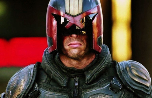 totalfilm:  Dredd: First Reaction Dredd has just screened at Comic-Con 2012, and here's our first reaction to the comic-book reboot…