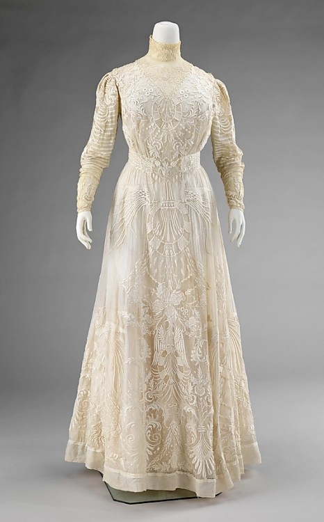 Dress 1900-1903 The Metropolitan Museum of Art