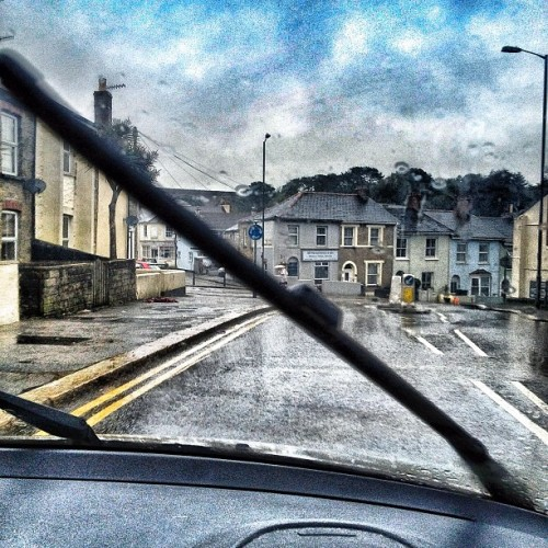 #cornwall is bloody handsome #truro #rain 💦☁ #car #picparade #photoparade #picoftheday #photooftheday #igers #igmood #igdaily #igtalent #instagood #instagramers #instagramhub #follow #followme #followback #statigram #jjforum #jj #iphoneography  (Taken with Instagram)
