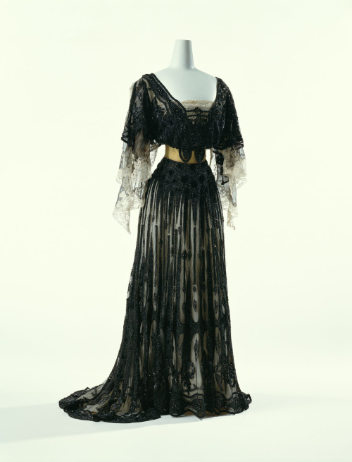 Evening Dress Jacques Doucet, 1903 The Kyoto Costume Institute