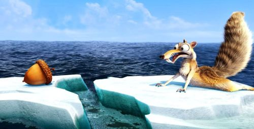 catherinefine:  super Scrat :D