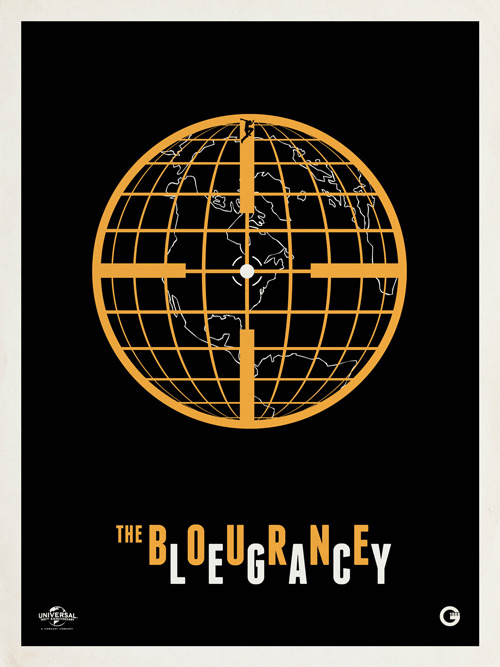 New poster for The Bourne Legacy The Bourne Legacy has released a new poster specially for this year's Comic-Con festival, and very cool it is too, taking its cues from the classic spy films of the '50s and '60s…