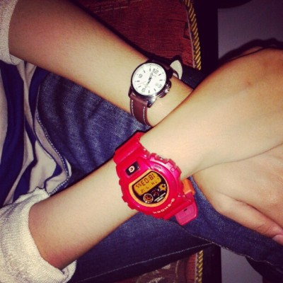 #dns #dsa #casio #gshock #watch #love (Taken with Instagram)