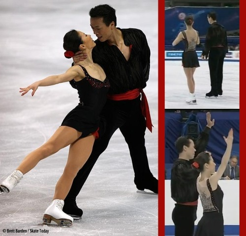 Xue Shen and Hongbo Zhao's elegant Romanza costumes at the 2007 World Championships. Source: photos.skatetoday.com/displayimage.php?album=59&pid=8328