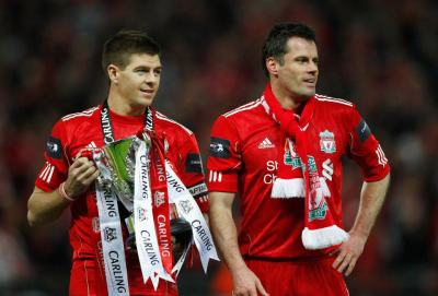 Liverpool Legends.