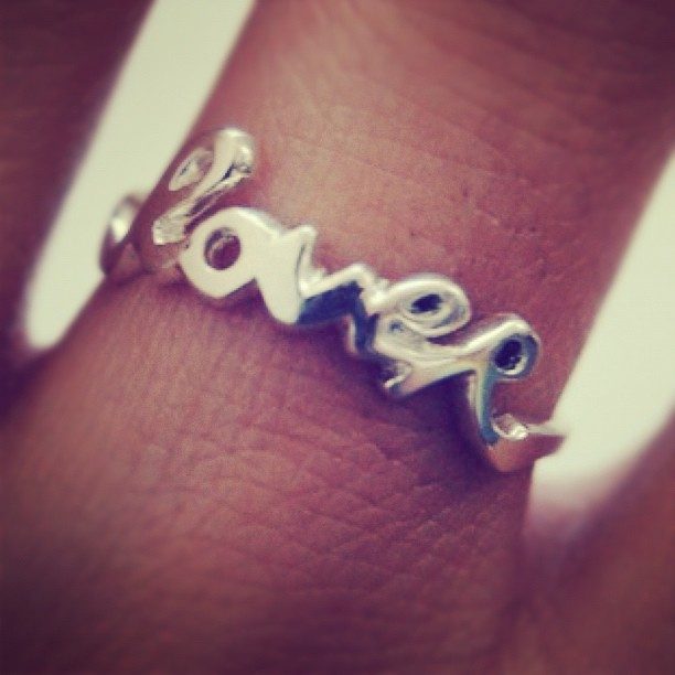 Be a #lover. Lover ring. #soraced http://instagr.am/p/MuGxlqtdyM/
