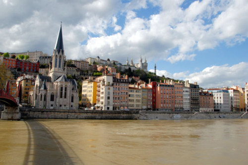 (via Romantic Breaks | Go to Lyon by train - review by Condé Nast Traveller, Photo 6 of 10 (Condé Nast Traveller)) Lyon, France