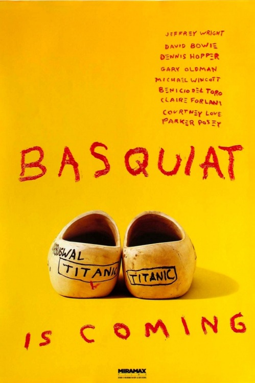 Basquiat (1996) - Directed by Julian Schnabel