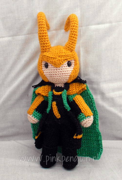 Little Loki by ~Enphra