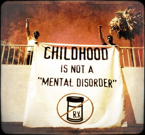 primalized:  Too many kids are being diagnosed as ADD/ADHD. Let them be them.